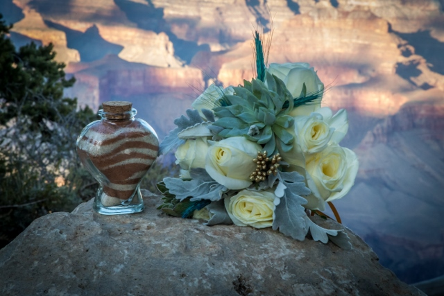 Grand Canyon Wedding Officiant