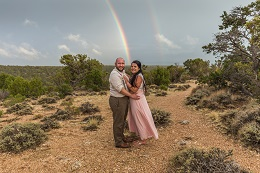 Grand Canyon Lipan Point Wedding